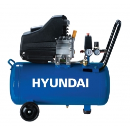 Compresor 24 litros 2HP Con Kit HYAC24DE