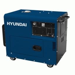 Generador Diesel Trifásico Insonorizado 8KVA 073G