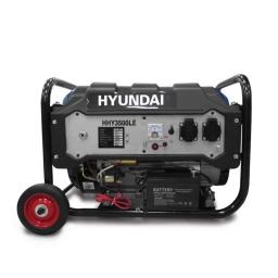 Generador 3300W HY3500LE (Arranque eléctrico)