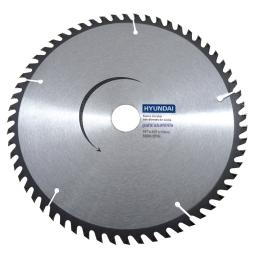 Hoja Circular Widia Aluminio / PVC 8.1/4 x 60D (E.20)