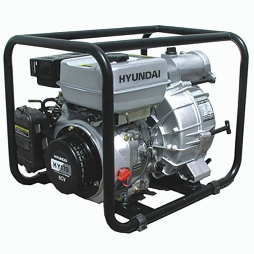 "Motobomba HYT80 3"" Aguas Cargadas HYT80"