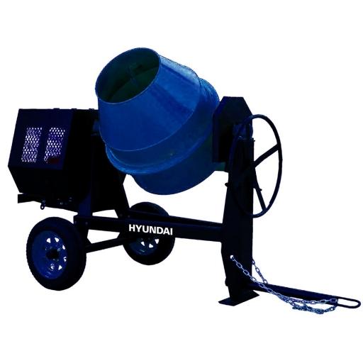 Hormigonera CNJB-125S 2.2 KW 350L 4 rueda