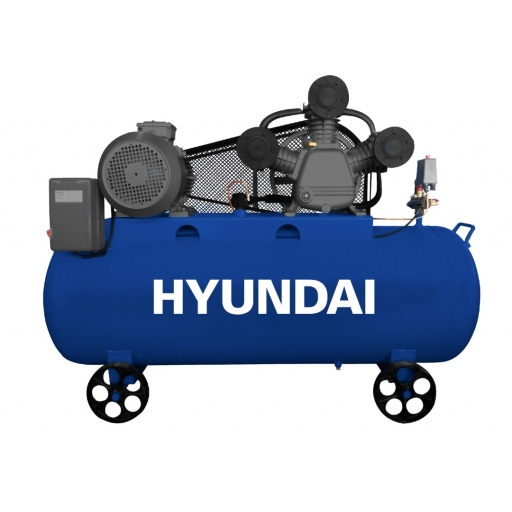 Compresor 3Hp 300 lts Trifasico HYC300